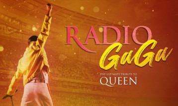 Poster artwork for Radio Ga Ga
