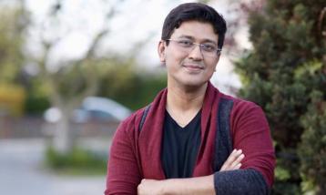 A photo of Sanjoy Dey