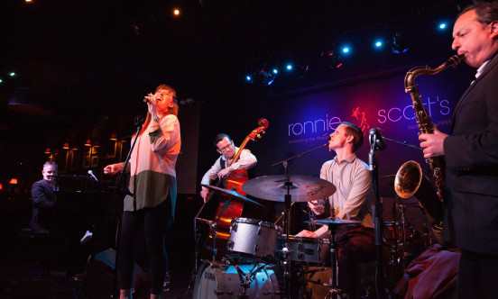 Ronnie Scott's All Stars on Stage
