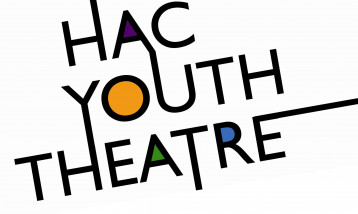 The logo for the Harrow Arts Centre Youth Theatre.