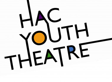The logo for the Harrow Arts Centre Youth Theatre.