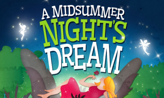 """The picture representing """"A midsummer Night's Dream"""" event."""