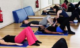 Pilates members