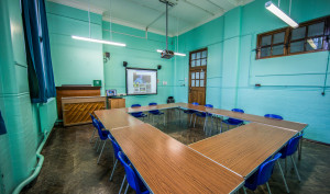 A picture of the Kenton Boardroom.