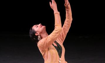 Nina's Bharatanatyam Dance
