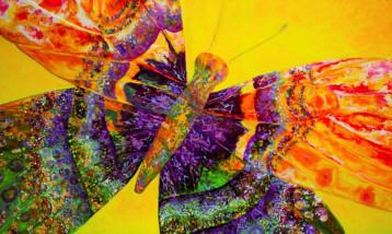 Artwork from Autumn Flower Studies