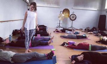 Yin Yoga Immersion & Healing Sound Bath class