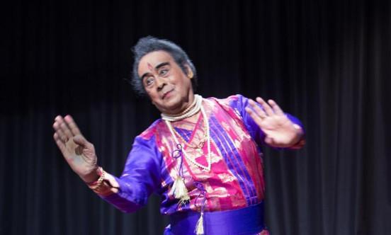 Pratap Pawar from Triveni Dance