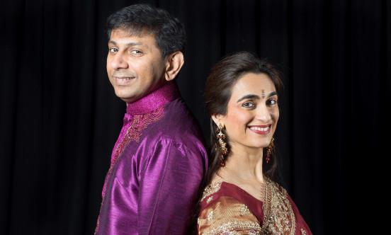 Dance teachers from Srishti School
