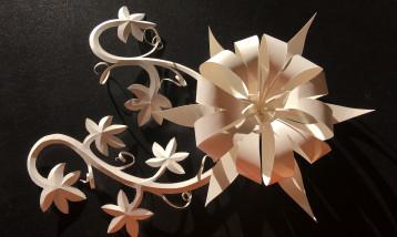A paper model