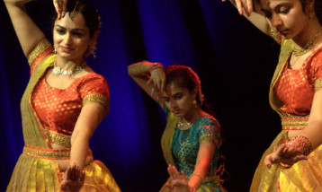 Kathak Dance Classes performers