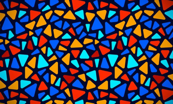 Stained Glass for beginners example