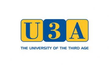 Logo for U3A